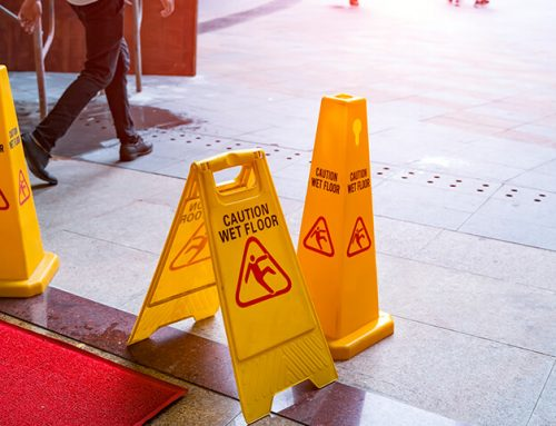 Slip and Fall Injuries – Do You Have a Case?
